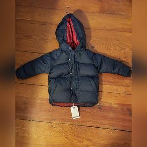 Zara boys winter jacket
